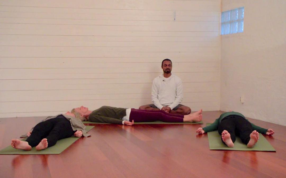 Body embedded meditation