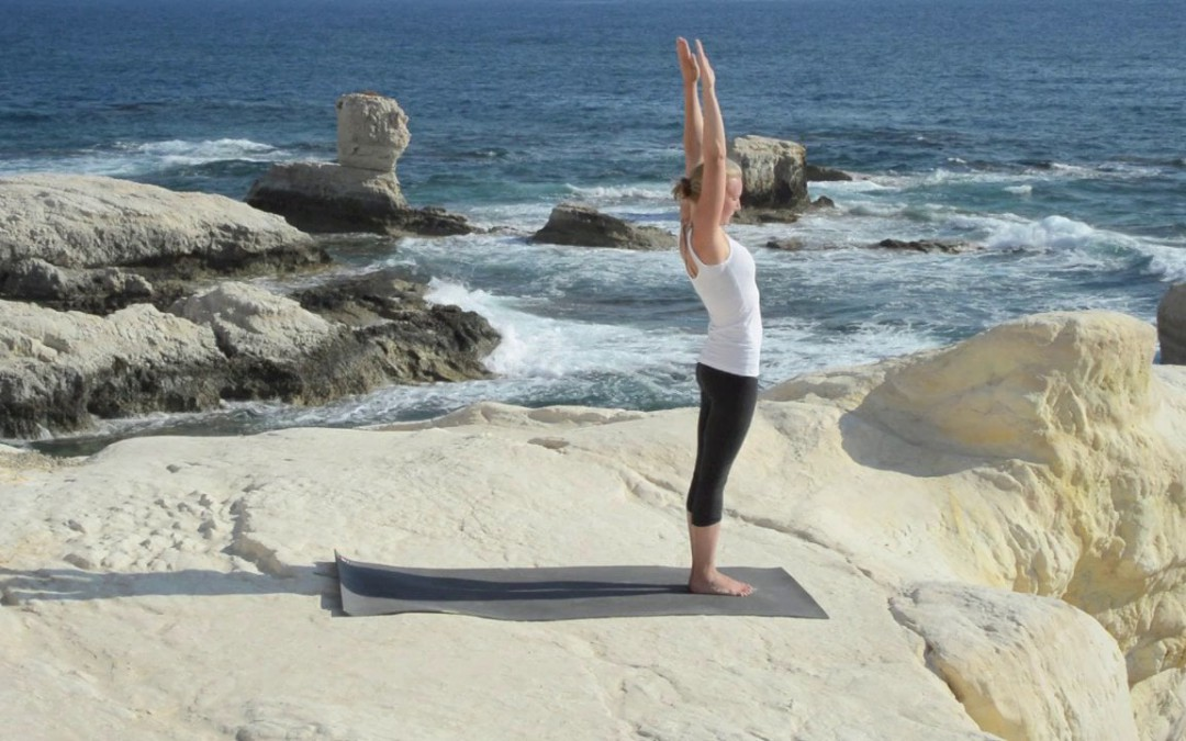 Hatha Yoga Surya Namaskara