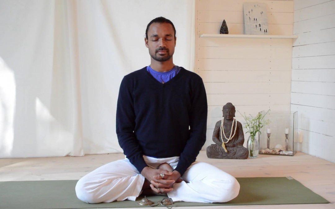Meditation to rise the light within