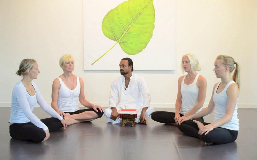 Shanti Mantra – Sahana Vavatu
