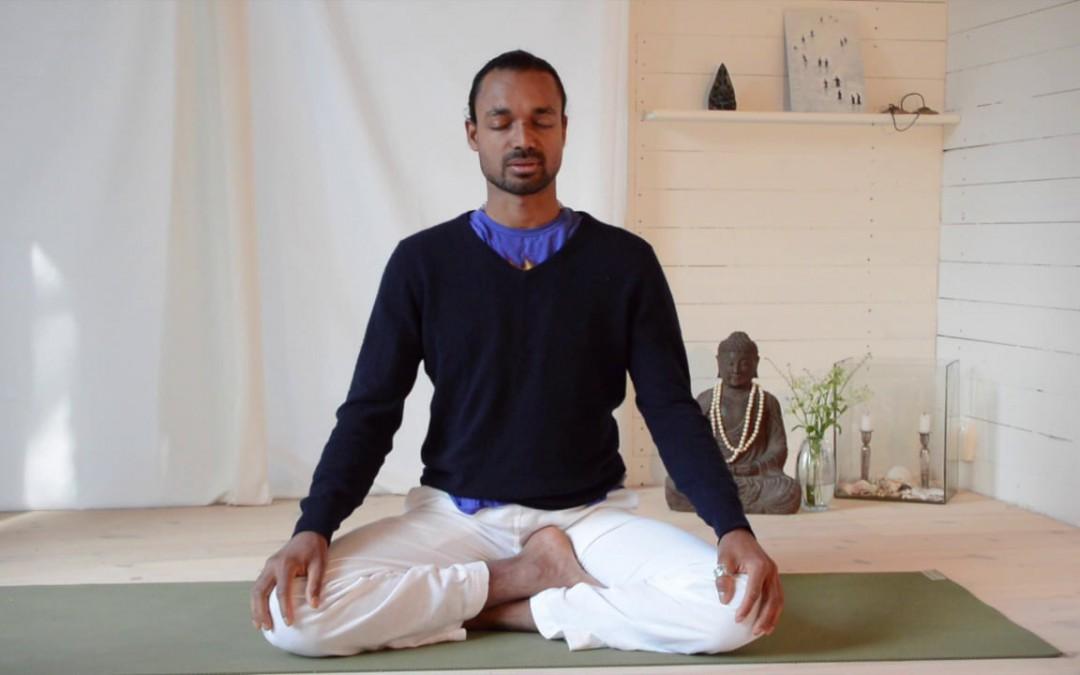 Visualised focused meditation 10 min