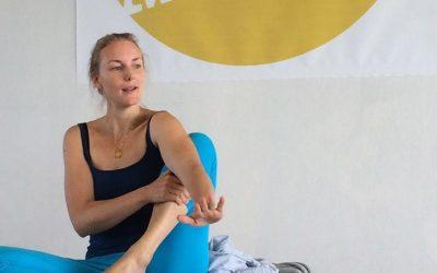 Mentorprograms with Caroline at Yogayama Sthlm